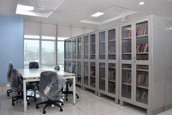 Panvel Campus Library